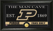 "Purdue Boilermakers ""Man Cave"" Photo Mint"