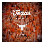 Texas Faithful Wall Art Art