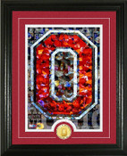 "Ohio State Buckeyes ""Campus Traditions"" Photo Mint"