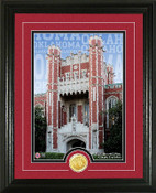 "Oklahoma Sooners ""Campus Traditions"" Photo Mint"