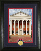 "Ole Miss Rebels ""Campus Traditions"" Photo Mint"