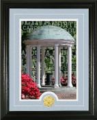 "North Carolina Tarheels ""Campus Traditions"" Photo Mint"