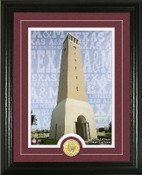 "Texas A&M Aggies ""Campus Traditions"" Photo Mint"