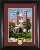 "Florida State Seminoles ""Campus Traditions"" Photo Mint"