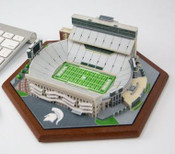 Michigan State Spartans - Spartan Stadium Replica