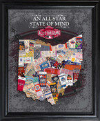 2015 MLB All-Star Game State of Mind Framed Print