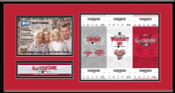 2015 MLB All-Star Game 5x7 Photo and Ticket Strip Frame