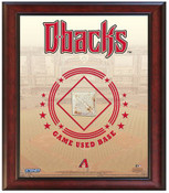Arizona Diamondbacks Game-Used Base Stadium Collage
