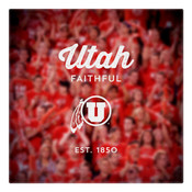 Utah Faithful Wall Art Art