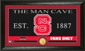 "NC State Wolfpack ""Man Cave"" Photo Mint"
