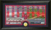 """Boston Red Sox """"Traditions"""" Bronze Coin Photo Mint"""