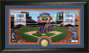 "New York Mets ""Traditions"" Bronze Coin Panoramic Photo Mint"