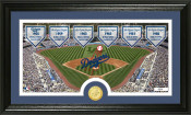 "Los Angeles Dodgers ""Traditions"" Bronze Coin Panoramic Photo Min"