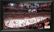 Edmonton Oilers Signature Rink