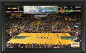Utah Jazz - Energy Solutions Arena Signature Court