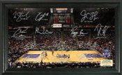 Sacramento Kings - Sleep Train Arena Signature Court