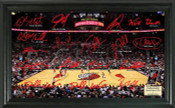 Portland Trail Blazers - Moda Center Signature Court