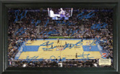 Oklahoma City Thunder - Chesapeak Energy Arena Signature Court