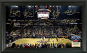 New Orleans Pelicans -Smoothie King Center Signature Court