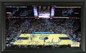 Memphis Grizzlies - FedEx Forum Signature Court