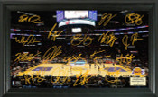 Los Angeles Lakers - Stalpes Center Signature Court