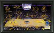 Golden State Warriors - Oracle Center Signature Court