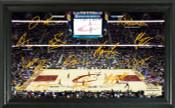 Cleveland Cavaliers - Quicken Loans Arena Signature Court