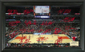 Chicago Bulls - United Center Signature Court