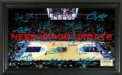 Charlotte Hornets - Time Warner Cable Arena Signature Court