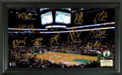 Boston Celtics - TD Garden Signature Court