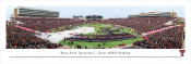 Texas Tech Red Raiders at Jones AT&T Stadium Panorama Poster