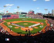 Boston Red Sox at Fenway Park Opening Day Photo