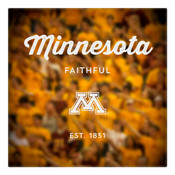 Minnesota Faithful Wall Art Art