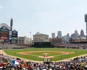 Detroit Tigers at Comerica Park Photo
