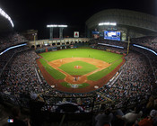 Houston Astros at Minute Maid Park Photo