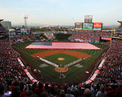 Los Angeles Angels at Angel Stadium Photo