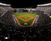New York Yankees at old Yankee Stadium Photo