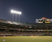 Oakland A's at the O.co Coliseum Photo