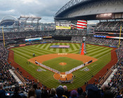 Seattle Mariners at Safeco Field Photo