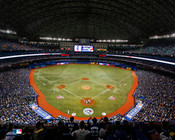 Toronto Blue Jays at the Rogers Centre Opening Day Photo