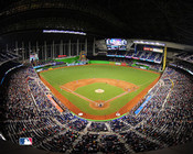 Miami Marlins at Marlins Park Photo