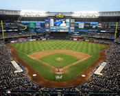 Milwaukee Brewers at Miller Park Photo