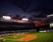 Los Angeles Dodgers at Dodger Stadium Photo