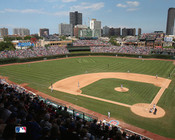 Chicago Cubs at Wrigley Field Photo