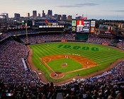 Atlanta Braves at Turner Field 10,000 Wins Photo