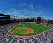 Atlanta Braves at Turner Field Afternoon Photo