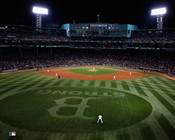 Boston Red Sox at Fenway Park Center-field Photo