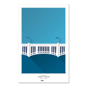 New York Yankees - Yankee Stadium Minimalist Print