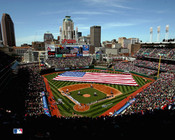 Cleveland Indians at Progressive Field Opening Day Photo