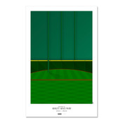 Houston Astros - Minute Maid Park Art Poster
